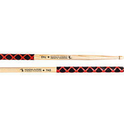 HeadHunters Hickory Classics 7AS Extreme Grip Drumsticks