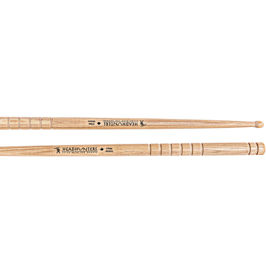 View larger image of HeadHunters Hickory Grooves B Bop Drumsticks