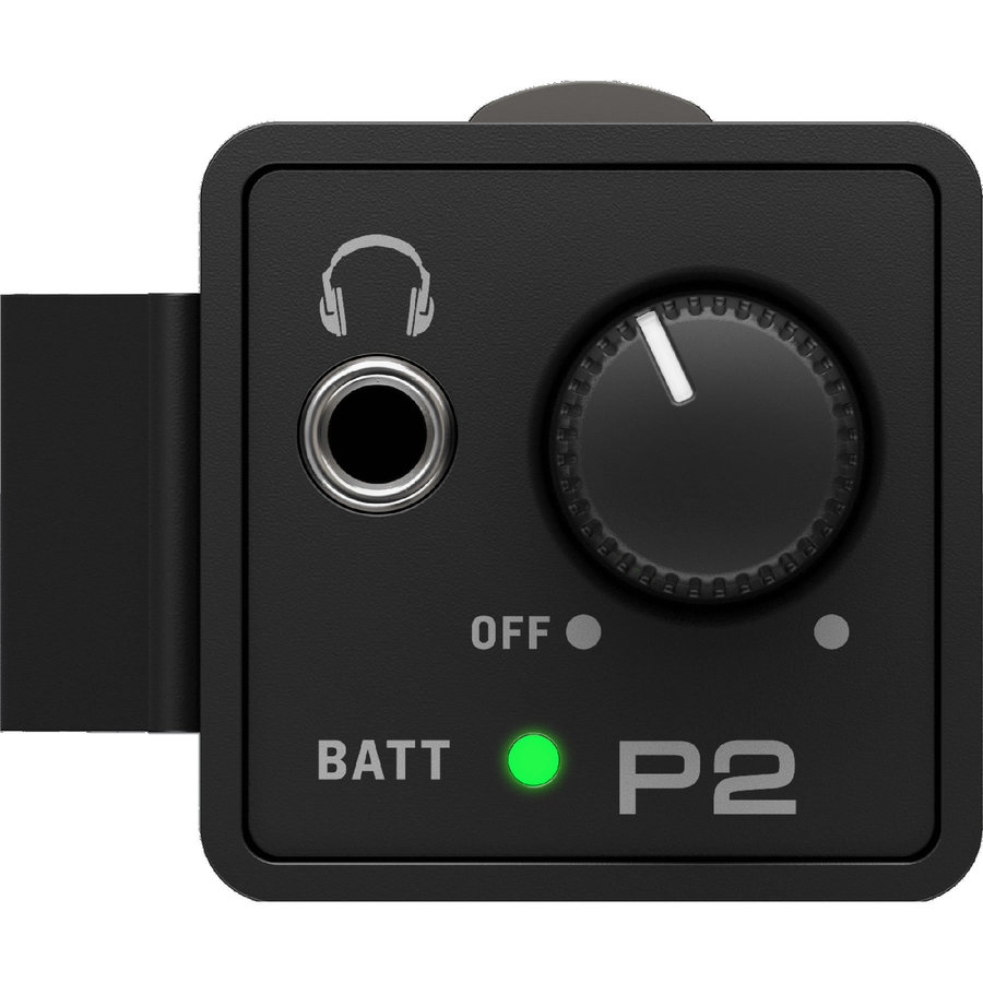 View larger image of Behringer PowerPlay P2 Ultra-Compact Personal In-Ear Monitor Amplifier
