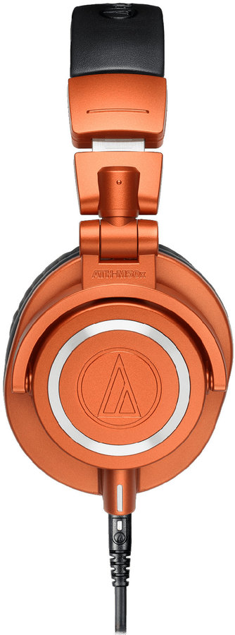 View larger image of Audio-Technica ATH-M50x Monitor Headphones - Lantern Glow Limited Edition