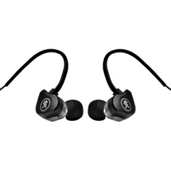 Mackie CR-Buds+ Dual-Driver Professional Fit Earphones