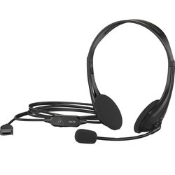 Behringer HS20 USB Stereo Headset with Swivel Microphone