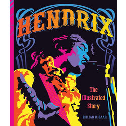 Hendrix - The Illustrated Story