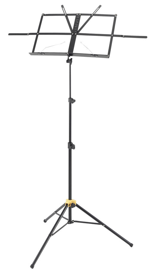 View larger image of Hercules 3-Section Music Stand with Bag