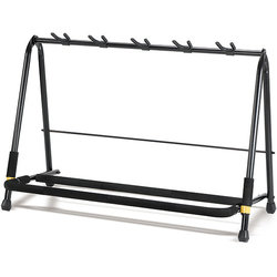 Hercules 5-Piece Guitar Display Rack