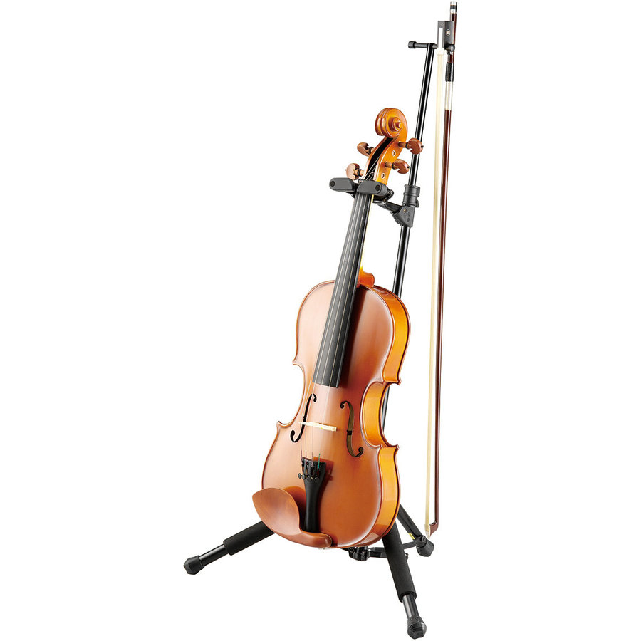 View larger image of Hercules DS571BB Violin / Viola Stand