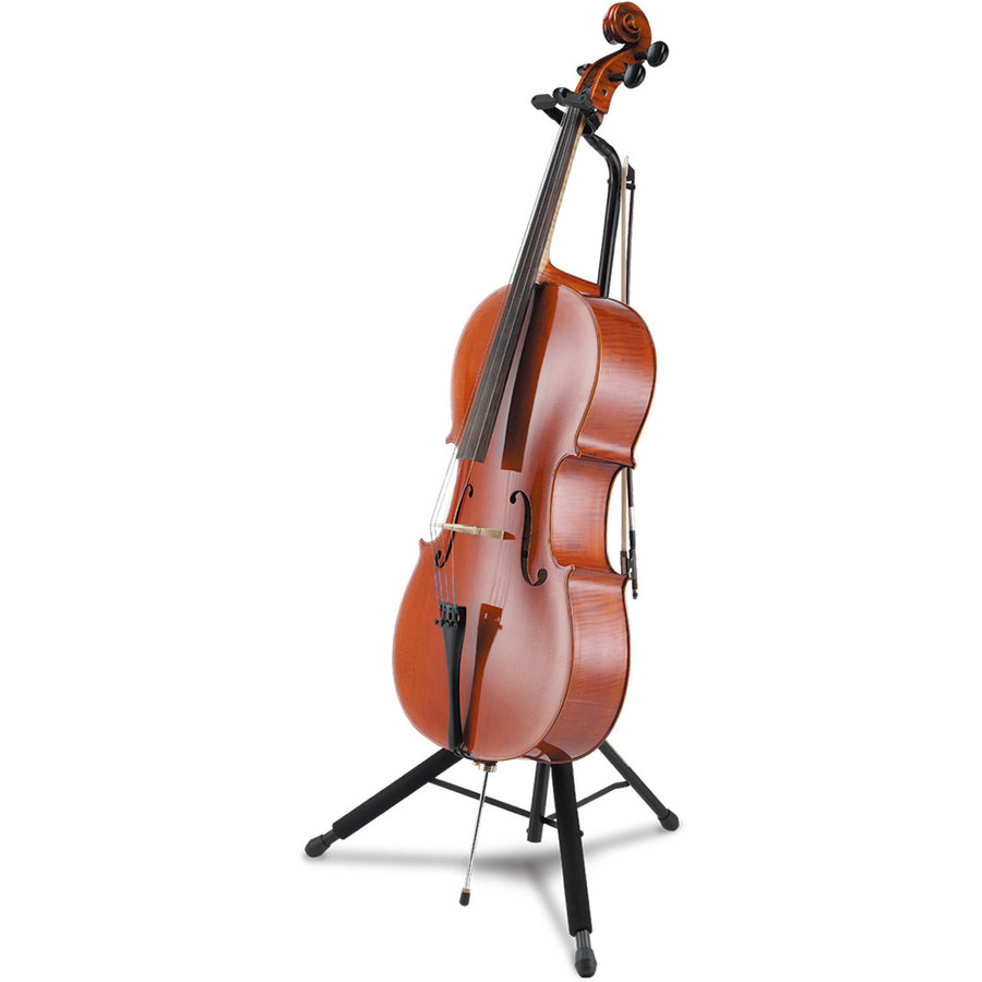 View larger image of Hercules DS580B AGS Auto Grip Cello Stand