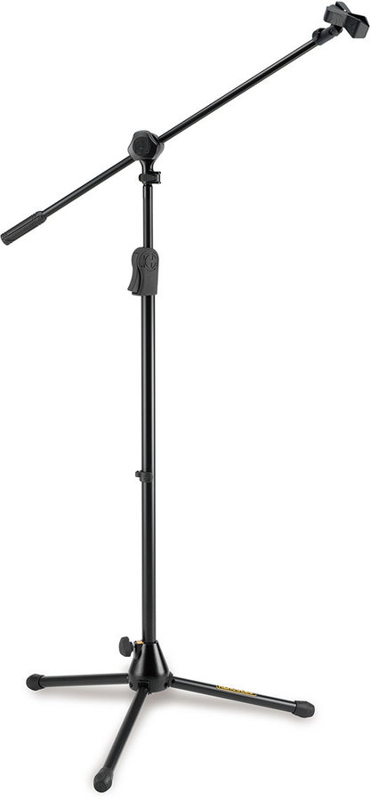 View larger image of Hercules EZ Clutch Tripod Microphone Stand with 2-In-1 Boom and EZ Mic Clip