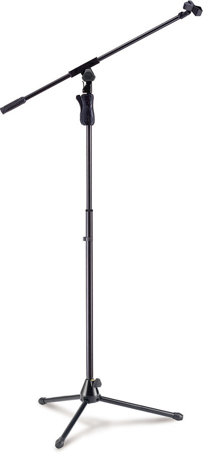View larger image of Hercules EZ Grip Tripod Microphone Stand with Boom and Mic Clip