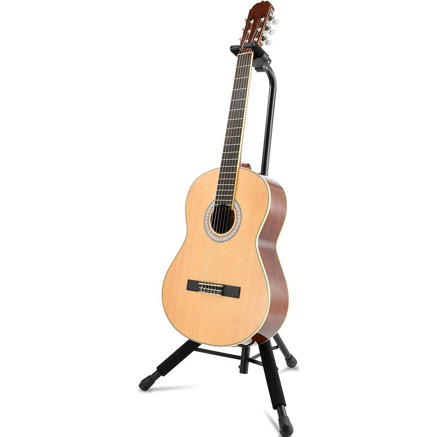 View larger image of Hercules GS414B+ Upgraded Auto Grip Hanging Guitar Stand