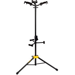 Hercules Stands Auto Grip Triple Guitar Stand
