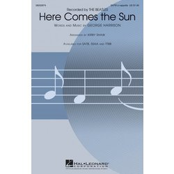 Here Comes the Sun (The Beatles), SSAA (A Cappella)
