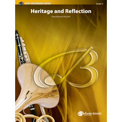Heritage and Reflection - Score & Parts, Grade 0.5