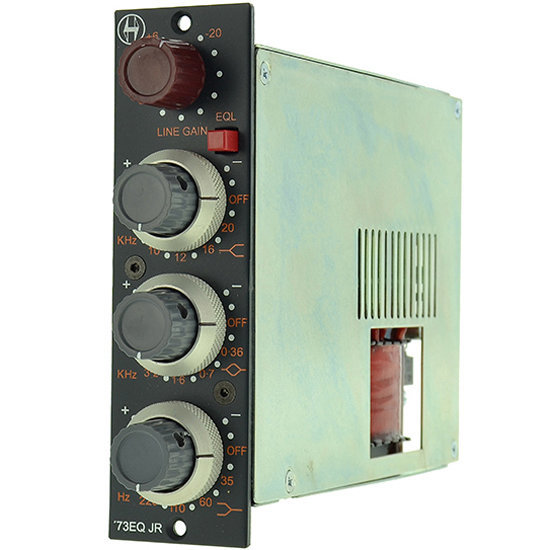 View larger image of Heritage Audio 73EQ Jr 500 Series Equalizer