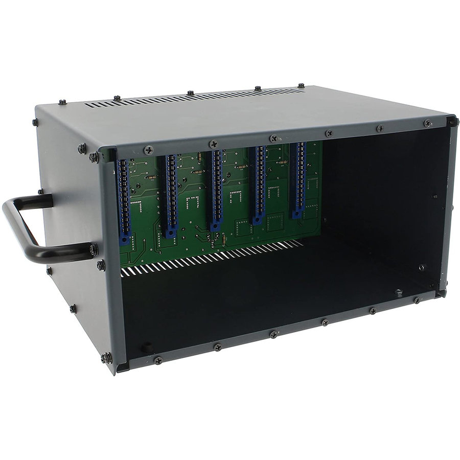 View larger image of Heritage Audio OST-6 Powered Slot Rack