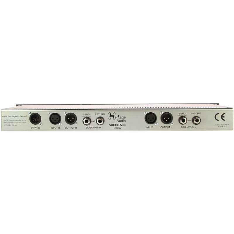 View larger image of Heritage Audio Successor VCA Stereo Bus Compressor