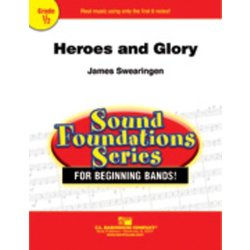 Heroes and Glory - Score & Parts, Grade 0.5