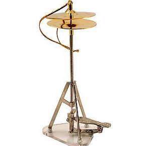 View larger image of Hi-Hat Cymbal Ornament