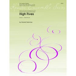 High Fives - Percussion Sextet
