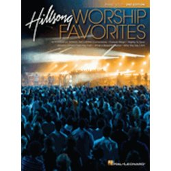 Hillsong Worship Favorites – (2nd Edition) - Piano Solo