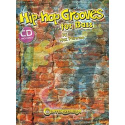 Hip-Hop Grooves For Bass w/CD