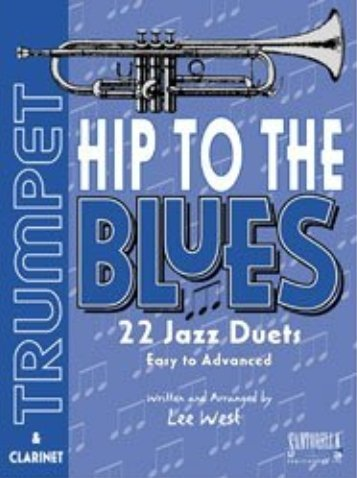 View larger image of Hip To The Blues - Jazz Duets for Trumpet w/CD