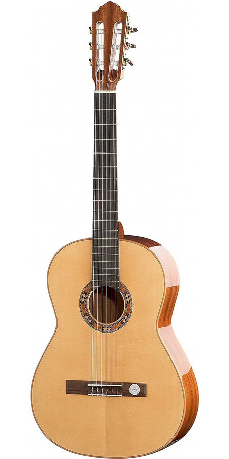 View larger image of Hofner HM75-F Master Series Classical Guitar