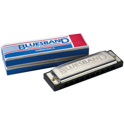 Hohner Blues Band Harmonica - Diatonic C