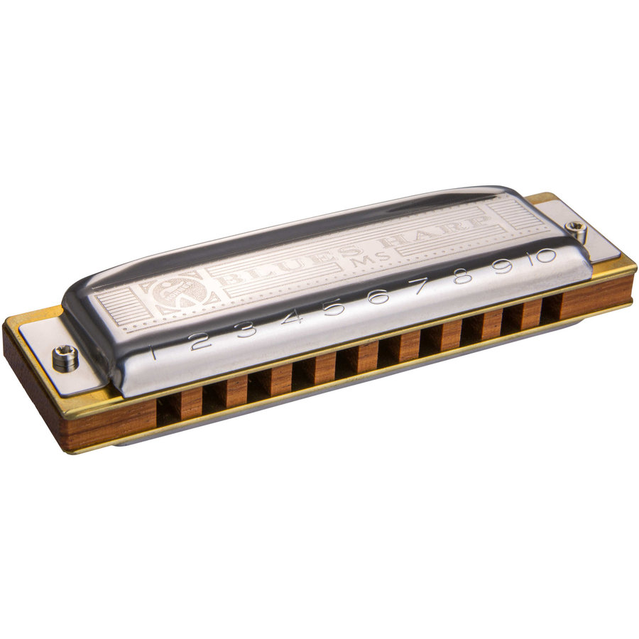 View larger image of Hohner Blues Harp Diatonic Harmonica - Key C