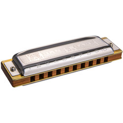 Hohner Blues Harp Diatonic Harmonica - Key D