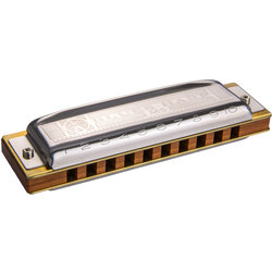 Hohner Blues Harp Diatonic Harmonica - Key E