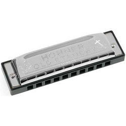 Hohner Old Standby Diatonic Harmonica - Key of G