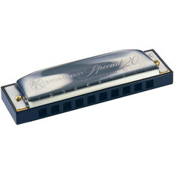 Hohner Special 20 Classic Harmonica - Key Db