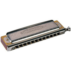 Hohner Super Chromonica Chromatic Harmonica - Key of C