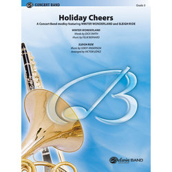 Holiday Cheers - Score & Parts, Grade 3