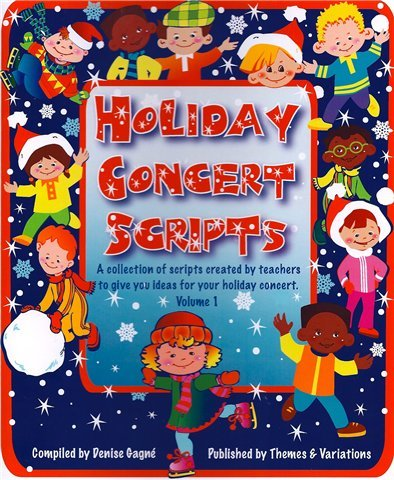View larger image of Holiday Concert Scripts Volume 1