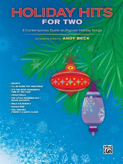 View larger image of Holiday Hits for Two (Vocal Duet)