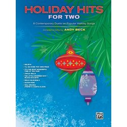 Holiday Hits for Two (Vocal Duet)