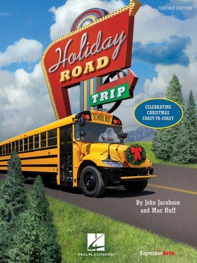 View larger image of Holiday Road Trip - Performance/Accompaniment CD