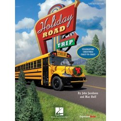 Holiday Road Trip - Performance/Accompaniment CD