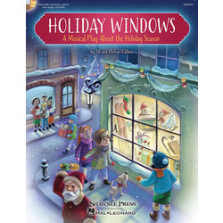 Holiday Windows - Preview CD