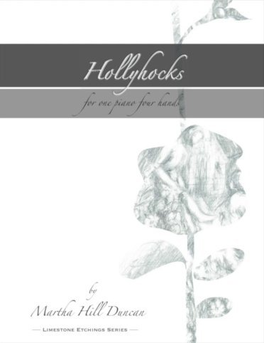 View larger image of Hollyhocks (Duncan) - Piano Duet (1P4H)