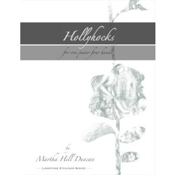 Hollyhocks (Duncan) - Piano Duet (1P4H)
