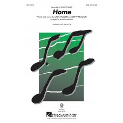 Home (Philip Phillips), SAB Parts
