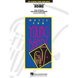Home (Phillip Phillips) - Score & Parts, Grade 3
