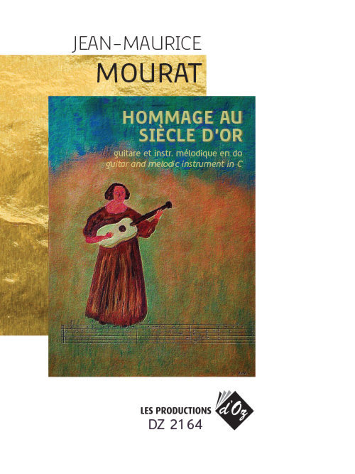 View larger image of Hommage Au Siècle D'Or (Mourat) - Guitar & Flute