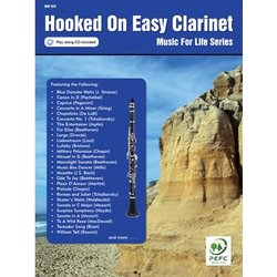 Hooked on Easy Clarinet with CD