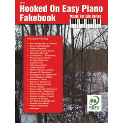 Hooked on Easy Piano Fakebook - Volume 1