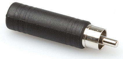 View larger image of Hosa Adaptor - 1/4 TS to RCA