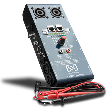 View larger image of Hosa Audio Cable Tester